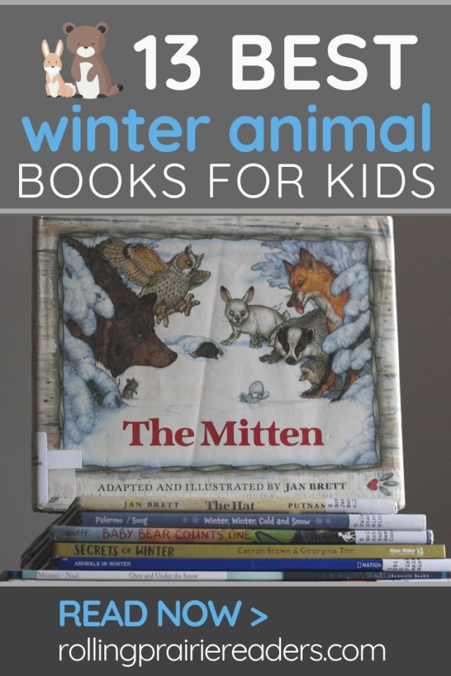 13 Best Winter Animal Books for Kids