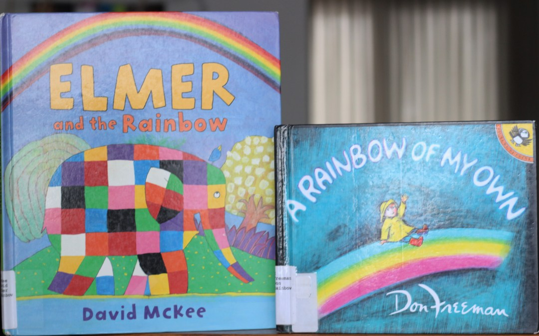 8 Fun Rainbow Books for Kids