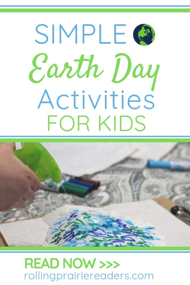 Simple Earth Day Activities for Kids
