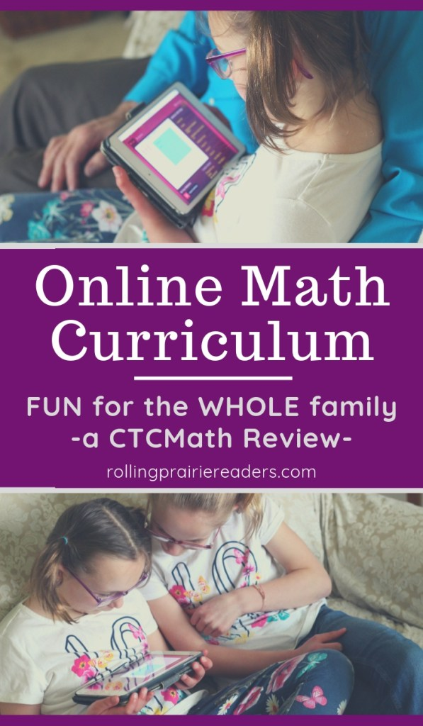 Online Math Curriculum: Fun for the Whole Family
