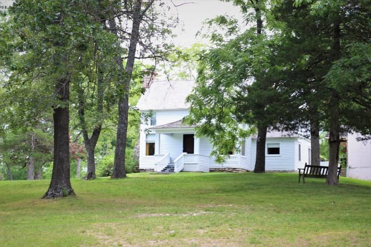 Rocky Ridge Farm: a Laura Ingalls Wilder site in Mansfield, Missouri