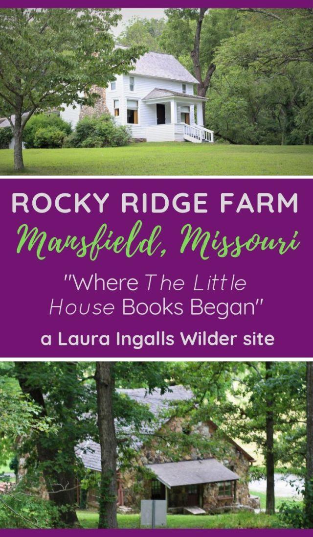 Rocky Ridge Farm | Mansfield, Missouri