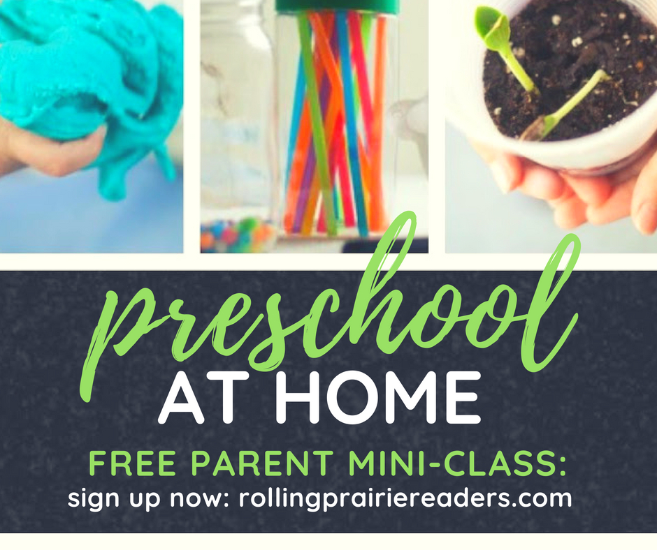 Preschool at Home FREE Parent Mini-Class
