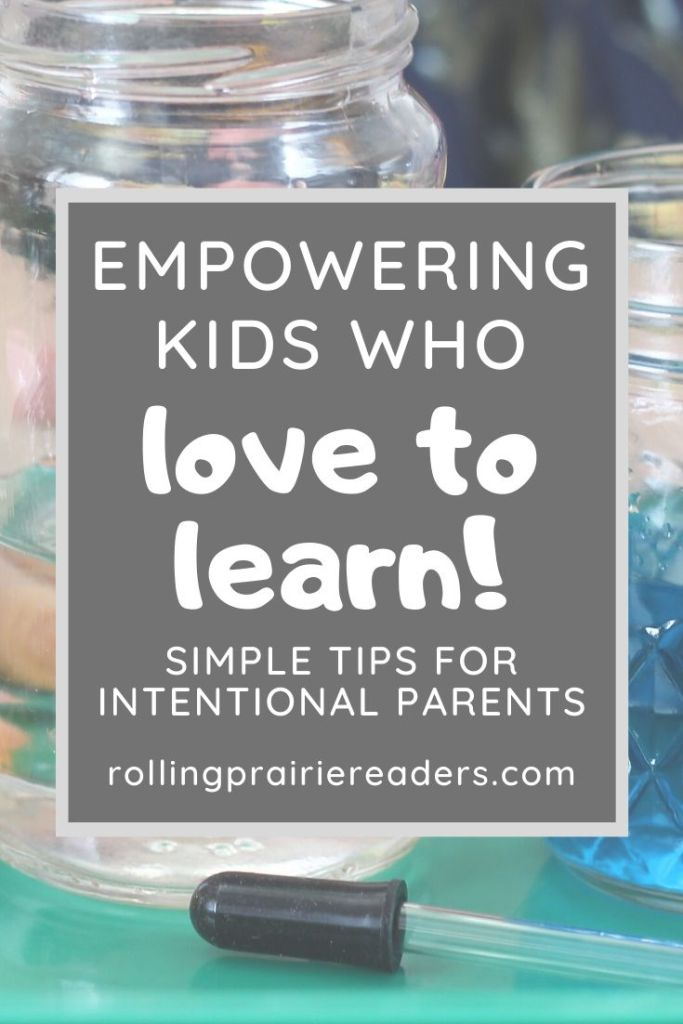 Empowering Kids Who Love to Learn