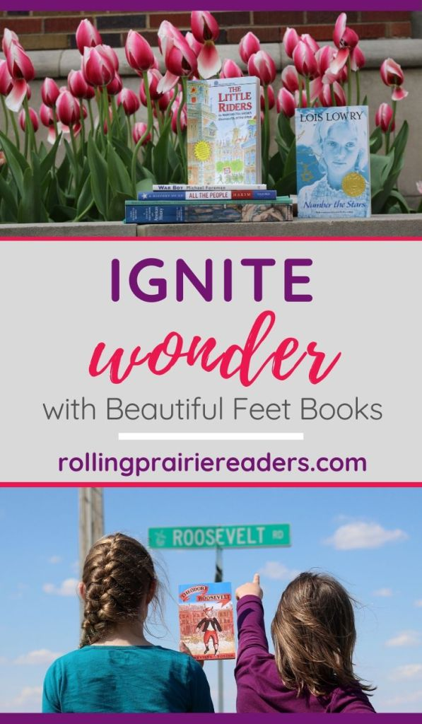 Ignite Wonder with Beautiful Feet Books