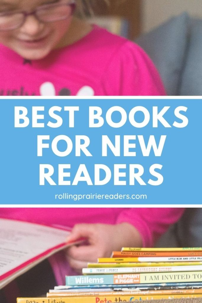 Best Books for New Readers