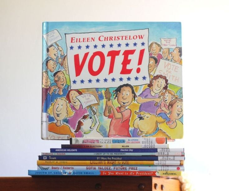 15 Election Books for Kids