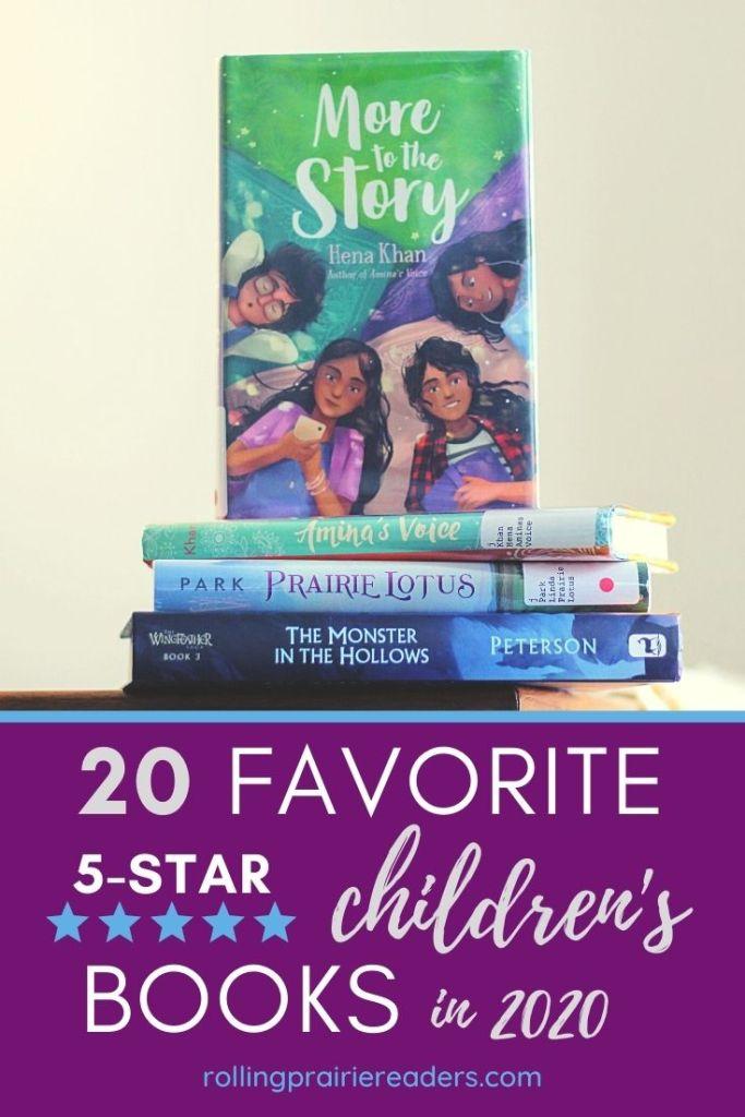 Favorite Children's Books Read in 2020
