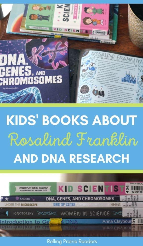 Children's Books About Rosalind Franklin
