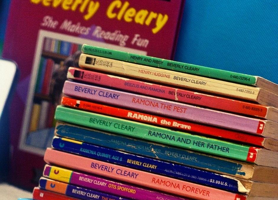 Celebrate Beverly Cleary on DEAR Day