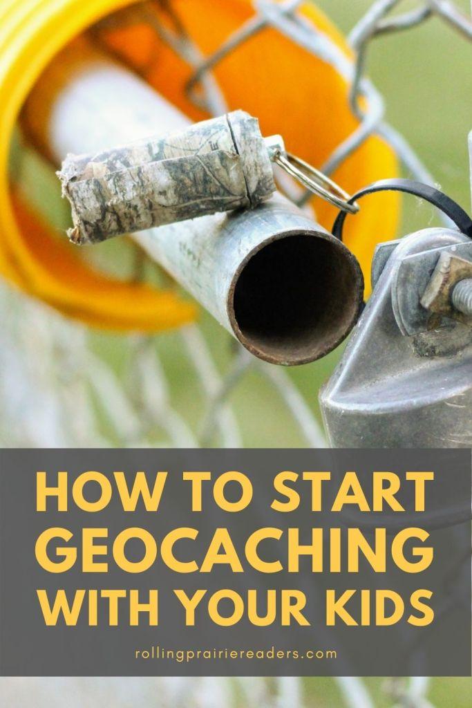 How to Start Geocaching