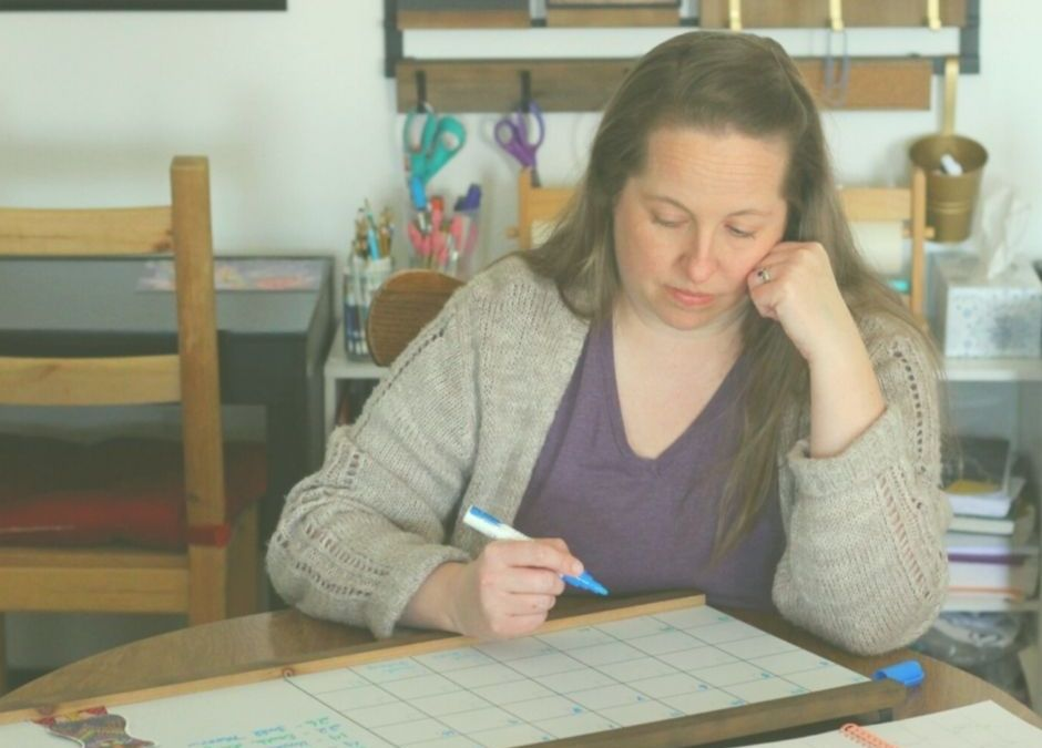 Planning a New Homeschool Year