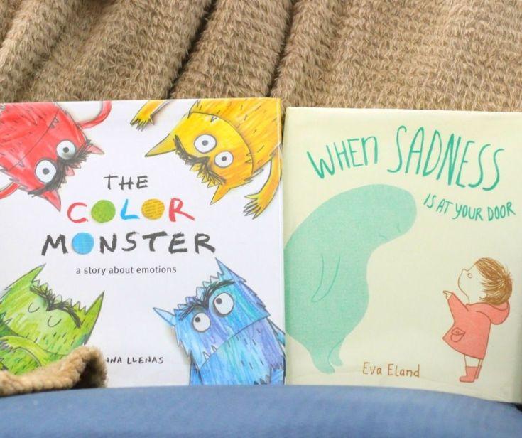 15 Feelings Books for Kids