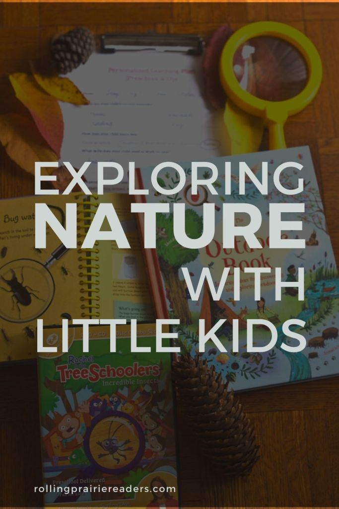 Exploring Nature with Little Kids