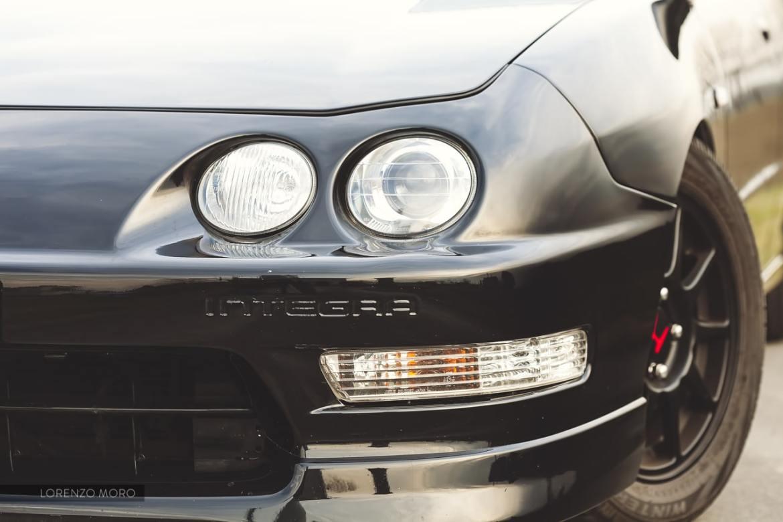 Honda Integra Type R fanali