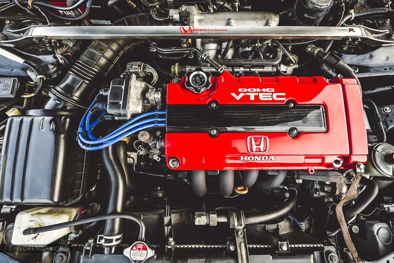 Honda Integra Type R motore