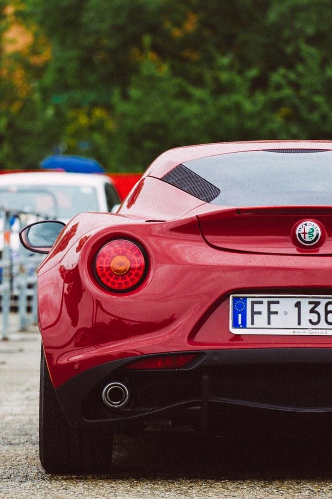 Alfa-4C-rear