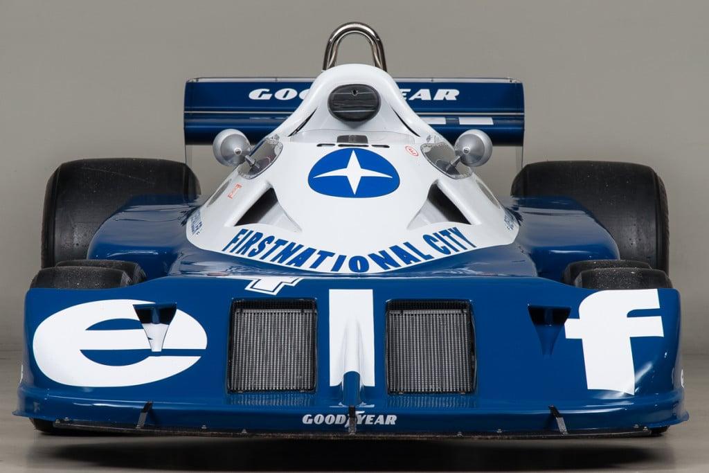 Tyrrell P34: Sei ruote is mei che quattro