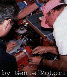Alfa 155 articolo Gente Motori 4