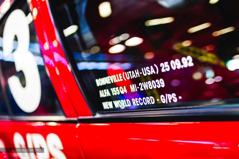 Alfa 155 finestrino record