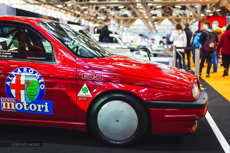 Alfa 155 lato