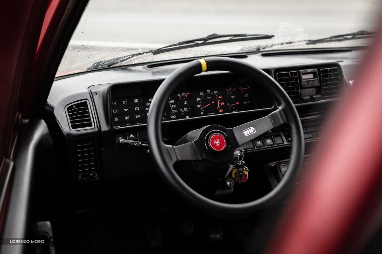 Ritmo Abarth 130 TC volante