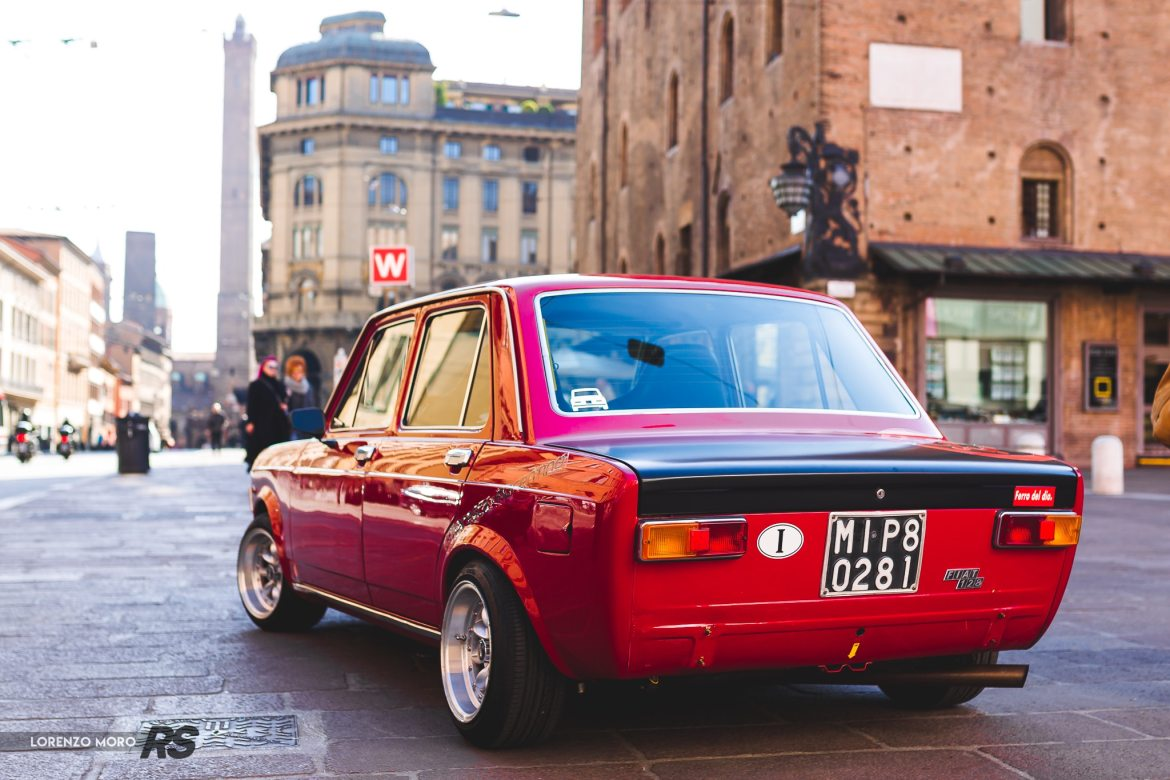 Fiat 128 Turbo Bologna