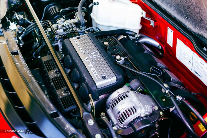 Honda NSX motore