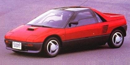 Mazda AZ-1 Type A