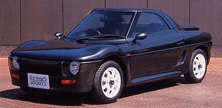 Mazda AZ-1 Type B