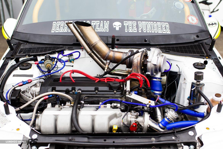 Clio 1.6 16V motore