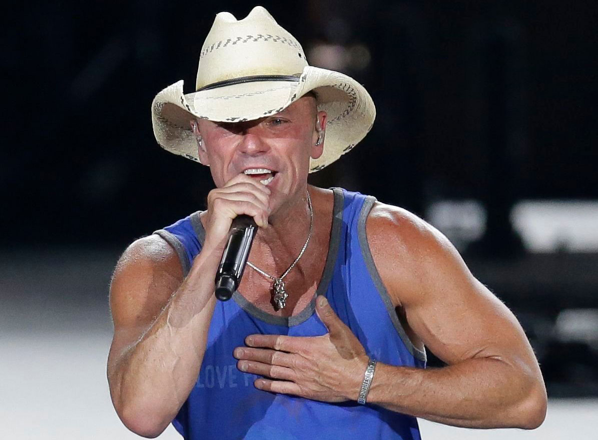 Kenny Chesney 2019 Songs For The Saints Tour