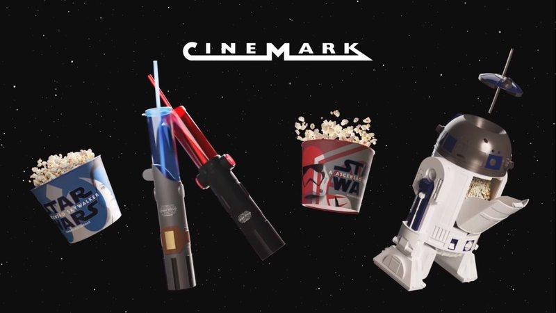 Procon notifica Cinemark por vender combo de pipoca a R$ 471 para lançamento de Star Wars: A Ascensão Skywalker