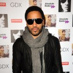 Absolute Radio: Lenny Kravitz Gig - Arrivals