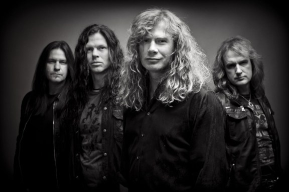 Megadeth will perform at MTV Xtreme in Delhi NCR