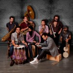 Red Baraat. Photo: Courtesy Red Baraat