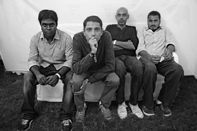The Supersonics. Photo: Shiv Ahuja