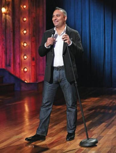 Russell Peters. Photo: Lloyd Bishop/NBC/NBCU Via Getty Images