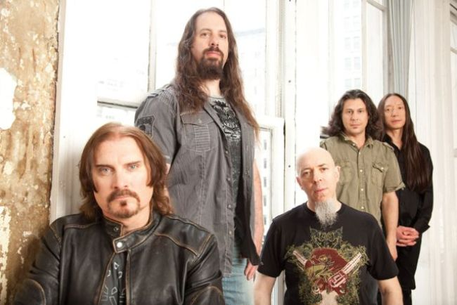 Dream Theater. Photo: Courtesy of Roadrunner Records