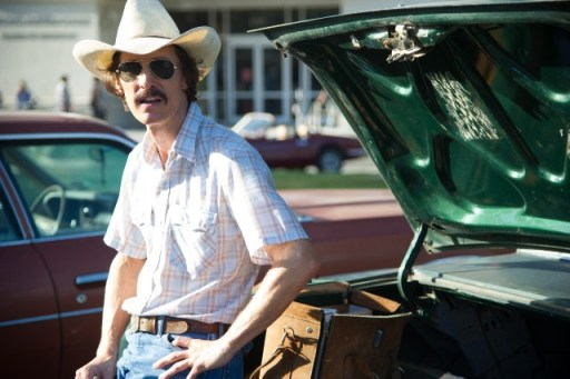 Matthew McConaughey in 'Dallas Buyers Club'. Photo: Anne Marie Fox/Focus Features