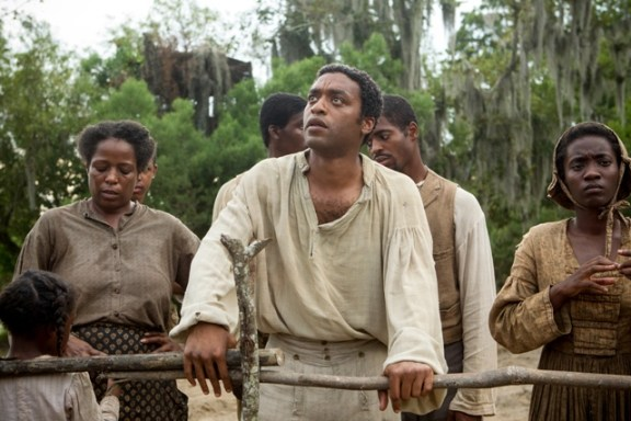 Chiwetel Ejiofor is chained in Steve McQueen's '12 Years A Slave'. Photo: Jaap Buitendijk/Fox Searchlight