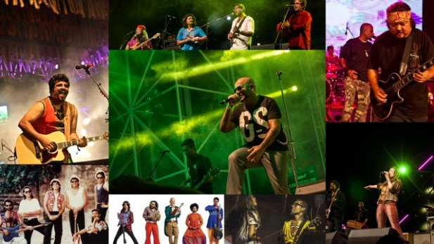 Best Indian Rock Songs collage