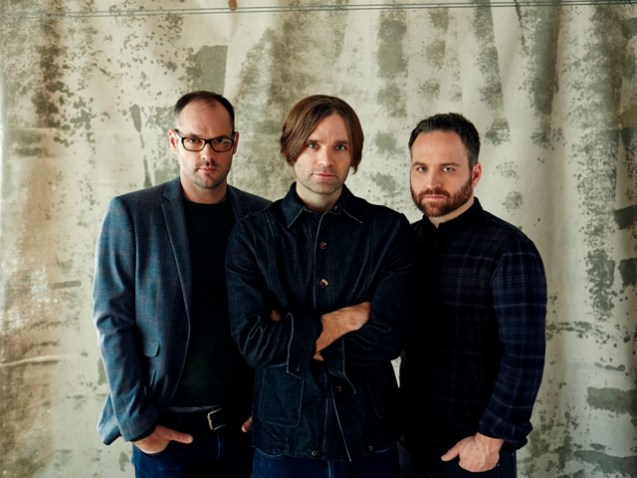 Death Cab for Cutie in 2015. Photo: We are the Rhoads