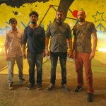 Motherjane - Clyde Rozario, Vivek Thomas, Nithin Vijayanath and John Thomas (from left). Photo: courtesy of the artist