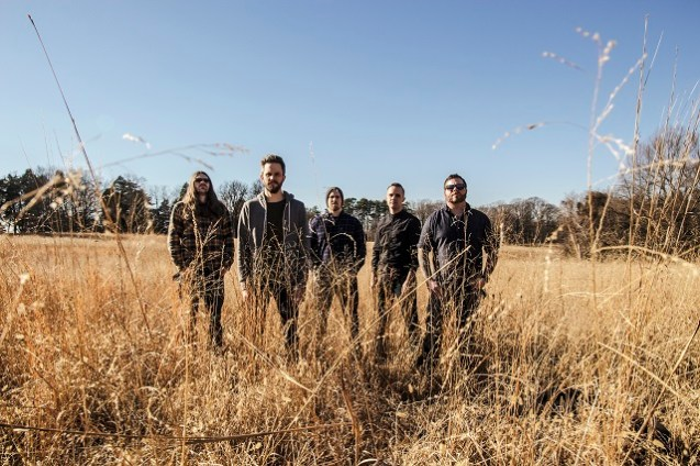 Between the Buried and Me. Photo: Justin Reich