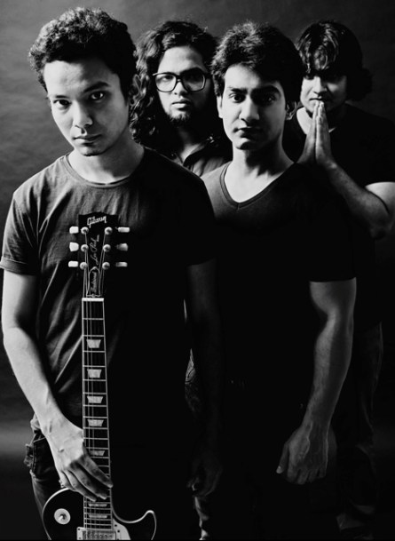 Delhi-based Hindi rock band The Local Train