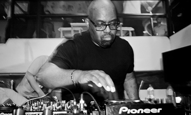 Frankie Knuckles. Photo courtesy of onemusic.tv/Flickr