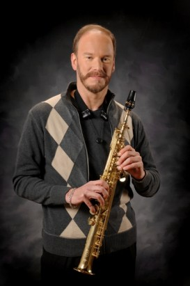 American saxophonist Greg Banaszak Photo: Courtesy of the NCPA