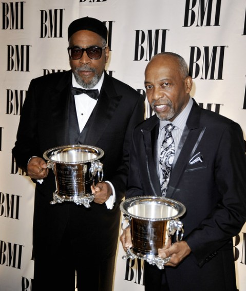 Kenny Gamble and Leon A. Huff. Photo courtesy of BMI.