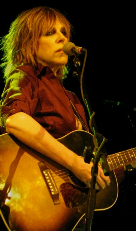 Lucinda Williams. Photo by Dina Regine
